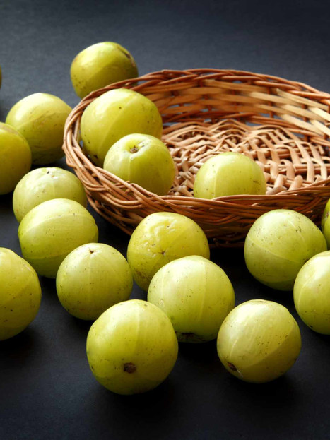 Benefits of Amla (Gooseberry)