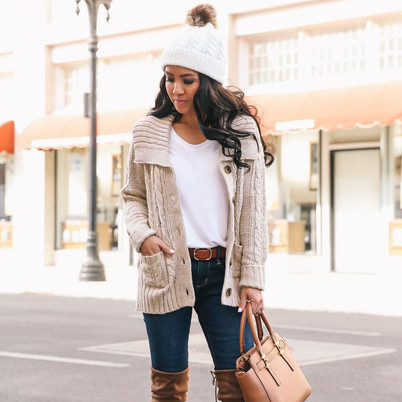 Stylish Thanksgiving Outfit Ideas