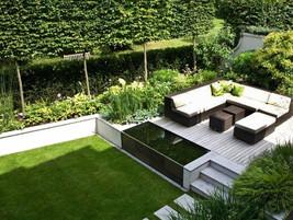 Garden Flooring Ideas