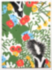 Skunks and Flowers #18, 9_1_2017.jpg