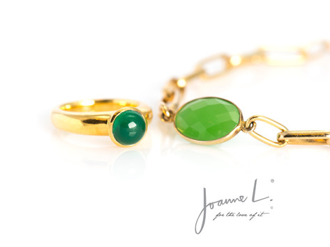 Emeralds ! The birthstone of May