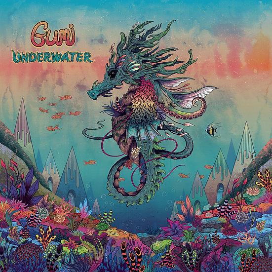 Gumi - Underwater (レコード版)