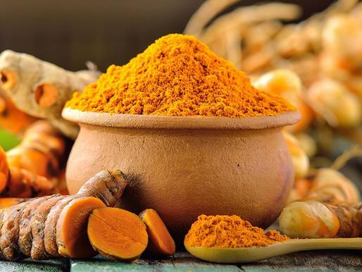 Turmeric - The golden spice