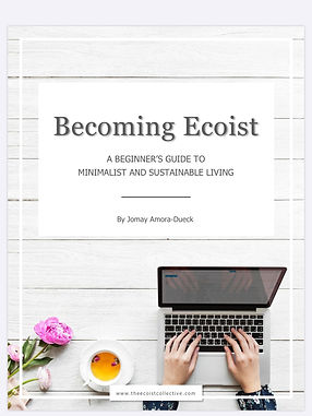 Becoming Ecoist Beginner's Guide