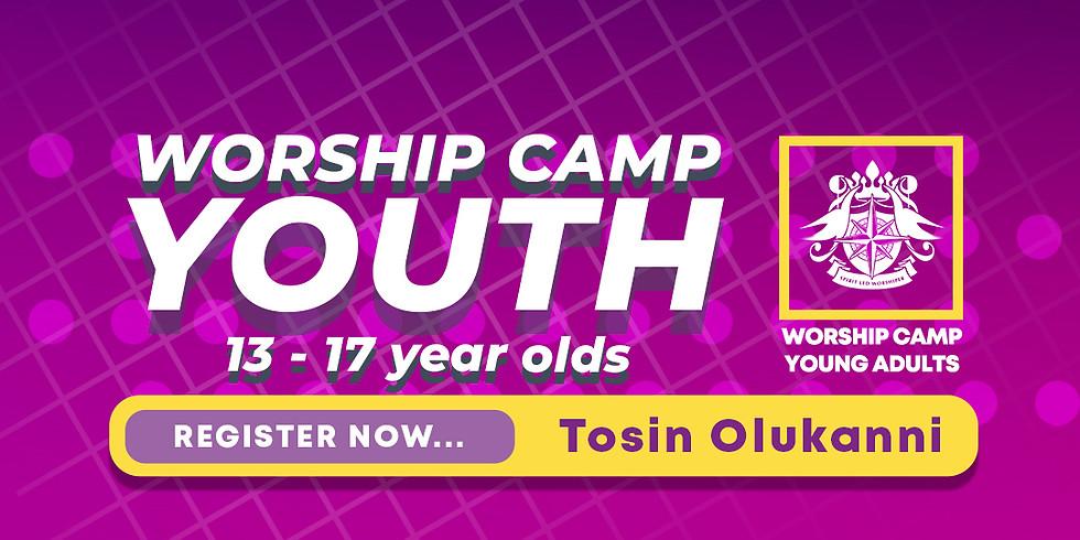 Worship Camp Youth