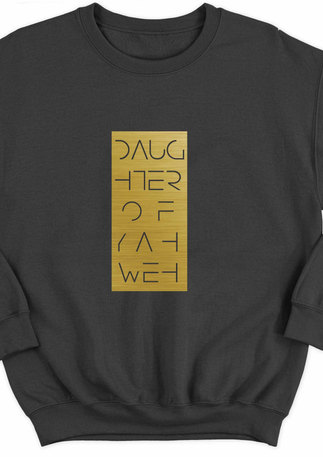 Daughter Of Yahweh Jumper