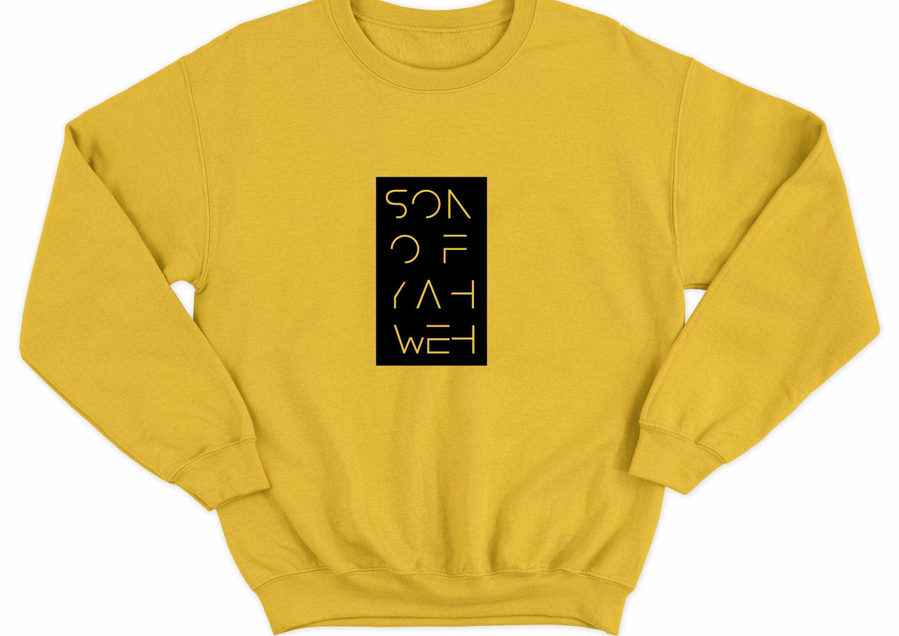 Son Of Yahweh Jumper