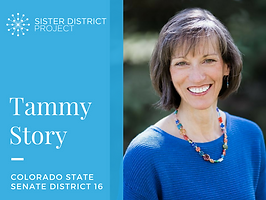 Phonebanking for Tammy Story