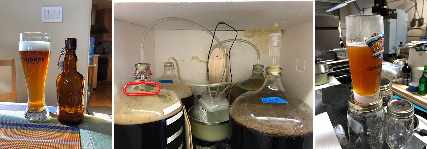 Adventures in Home Brewing