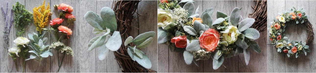 Seasonal Wreath Making Class