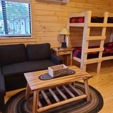 Park model livingroom