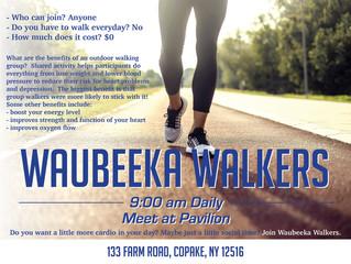Waubeeka Walkers