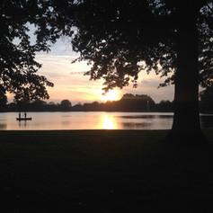 Lake Photo at Sunset Fisherman.jpg