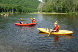 Guided Kayaks
