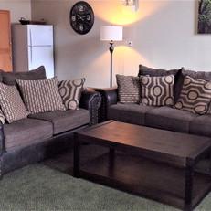 Lodge livingroom
