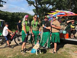 Hawaiian fun at the parade.jpeg