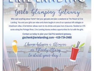 Girls Glamping Getaway