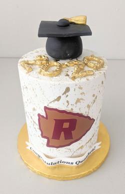 Riverdale High School Graduation Cake