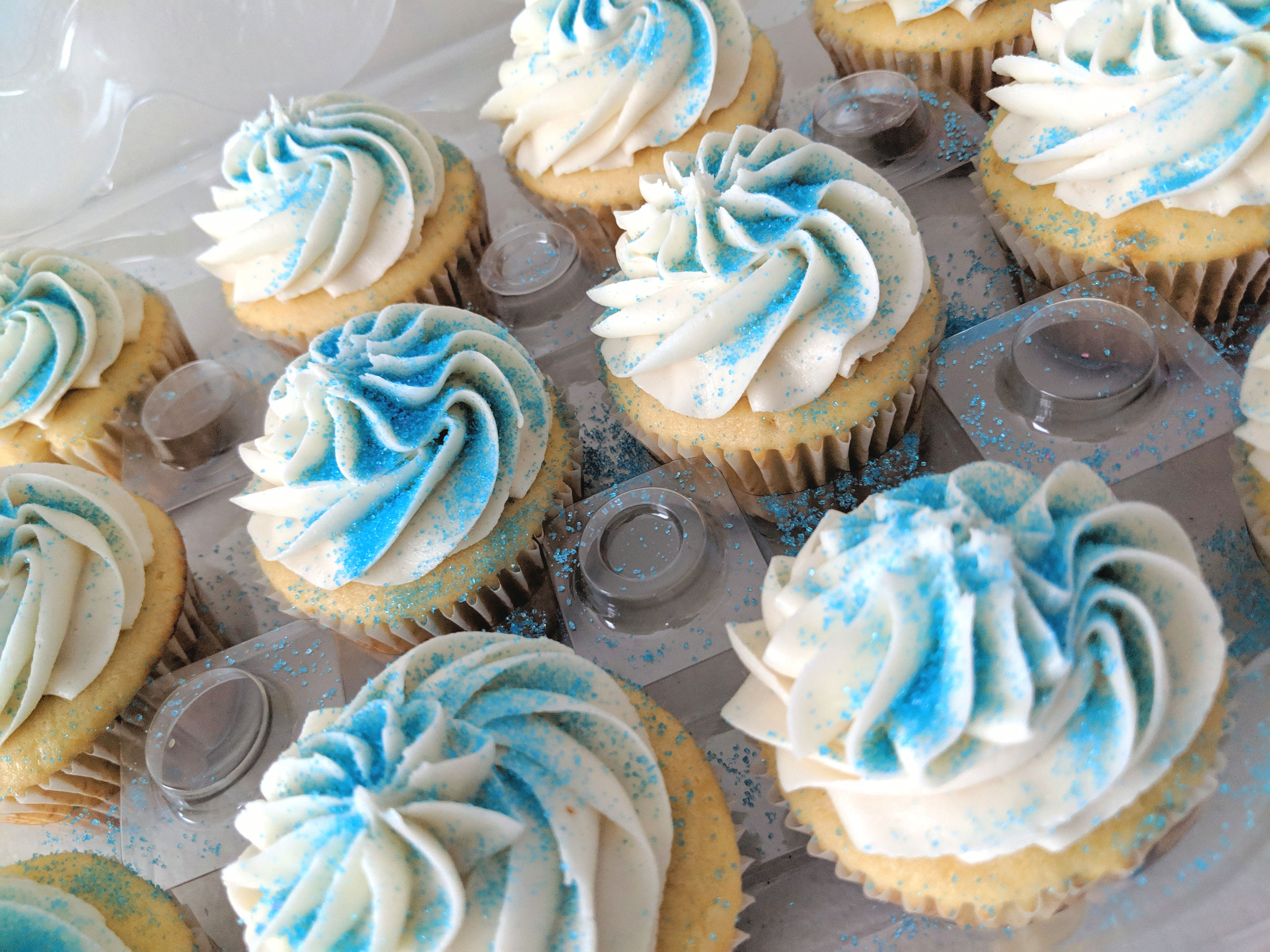 Vanilla Cupcakes