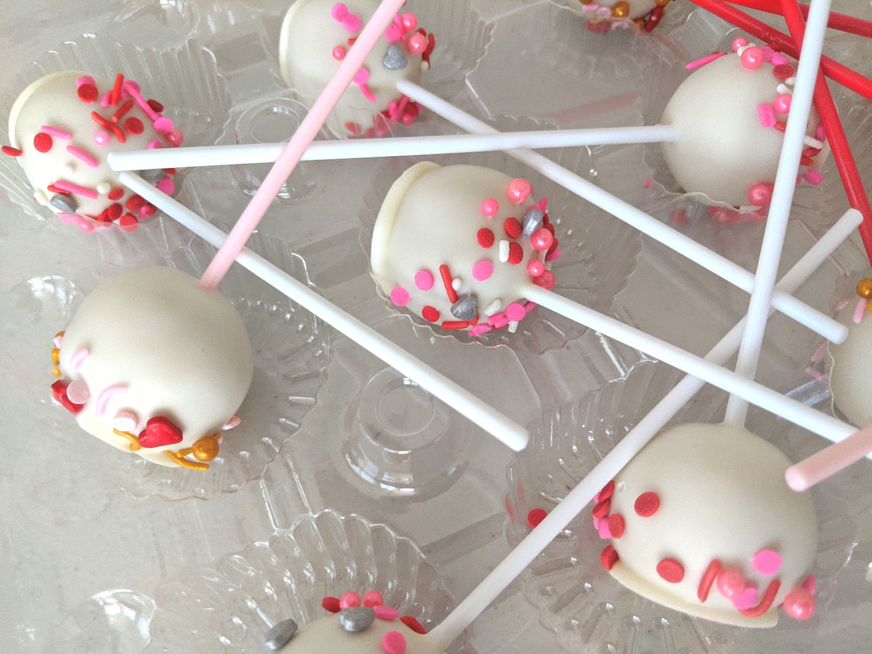 Love Cake Pops