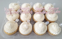 Vanilla Ciroc Infused Cupcakes