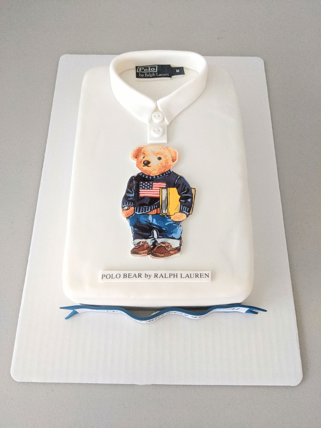 Polo Ralph Lauren Cake