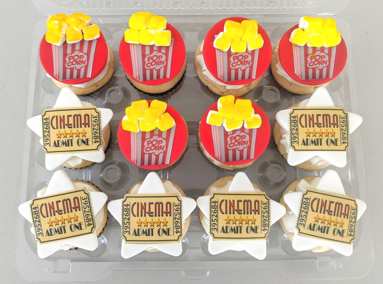 Cinema Cupcakes