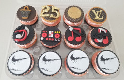 Louis Vuitton, Nike, & DJ Cupcakes