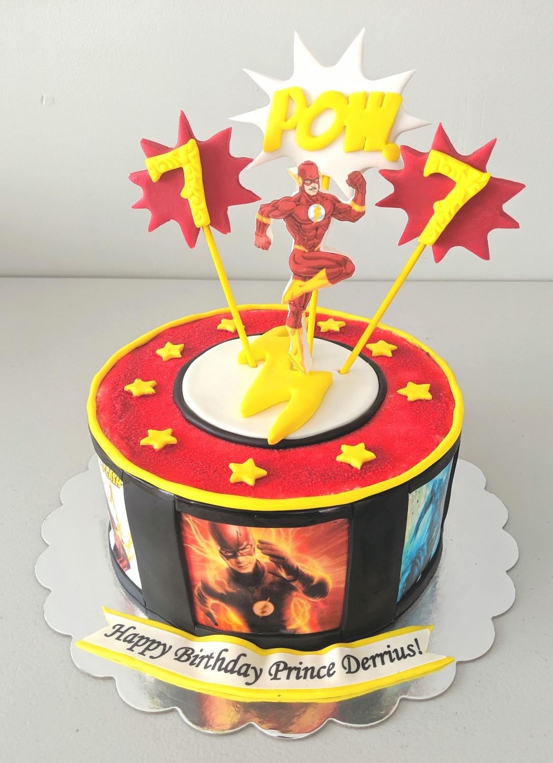 Flash Superhero Birthday
