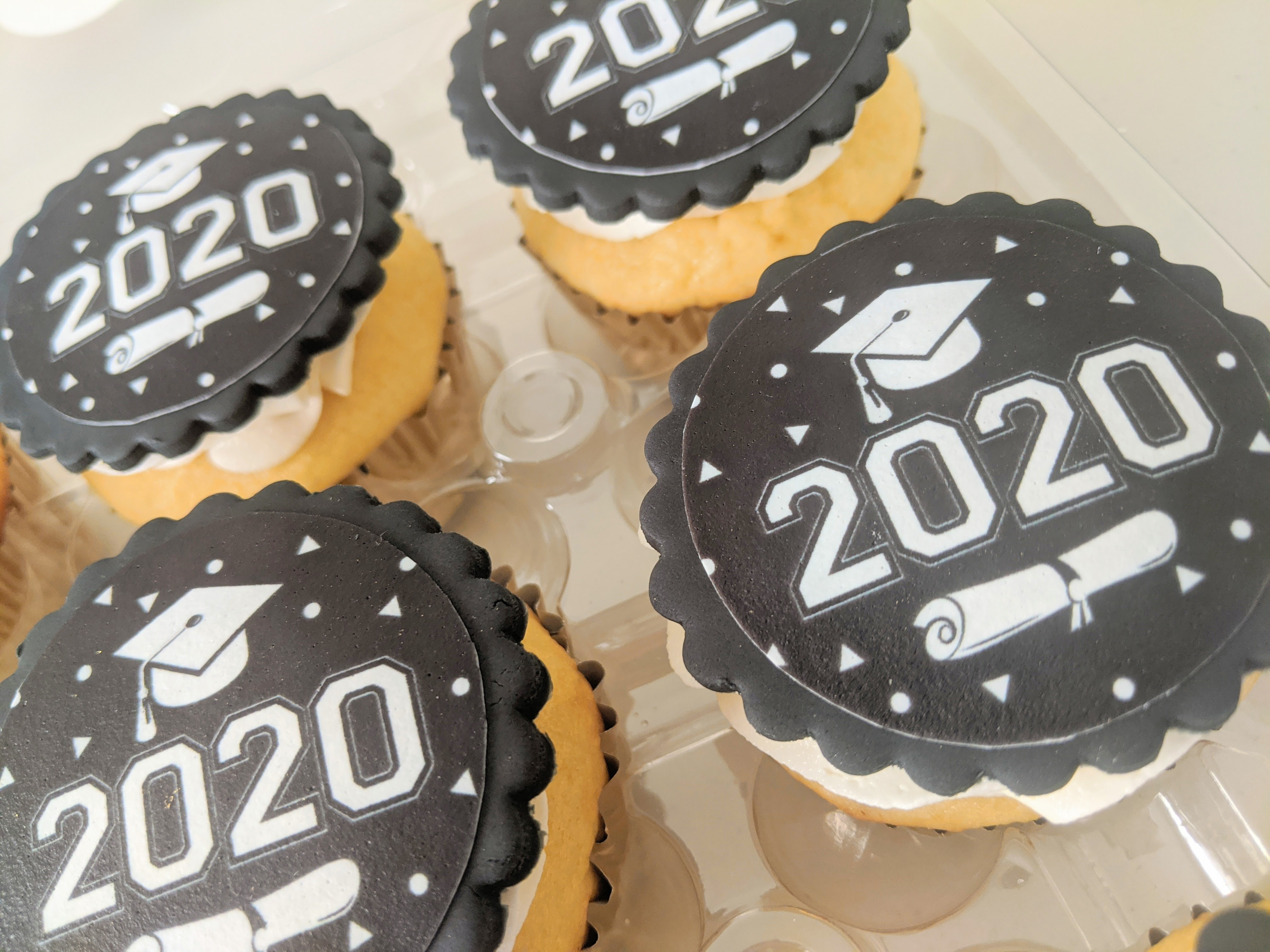 Class of 2020 Graduation Cupcakes
