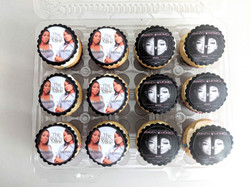 Brandy vs. Monica Verzuz Cupcakes
