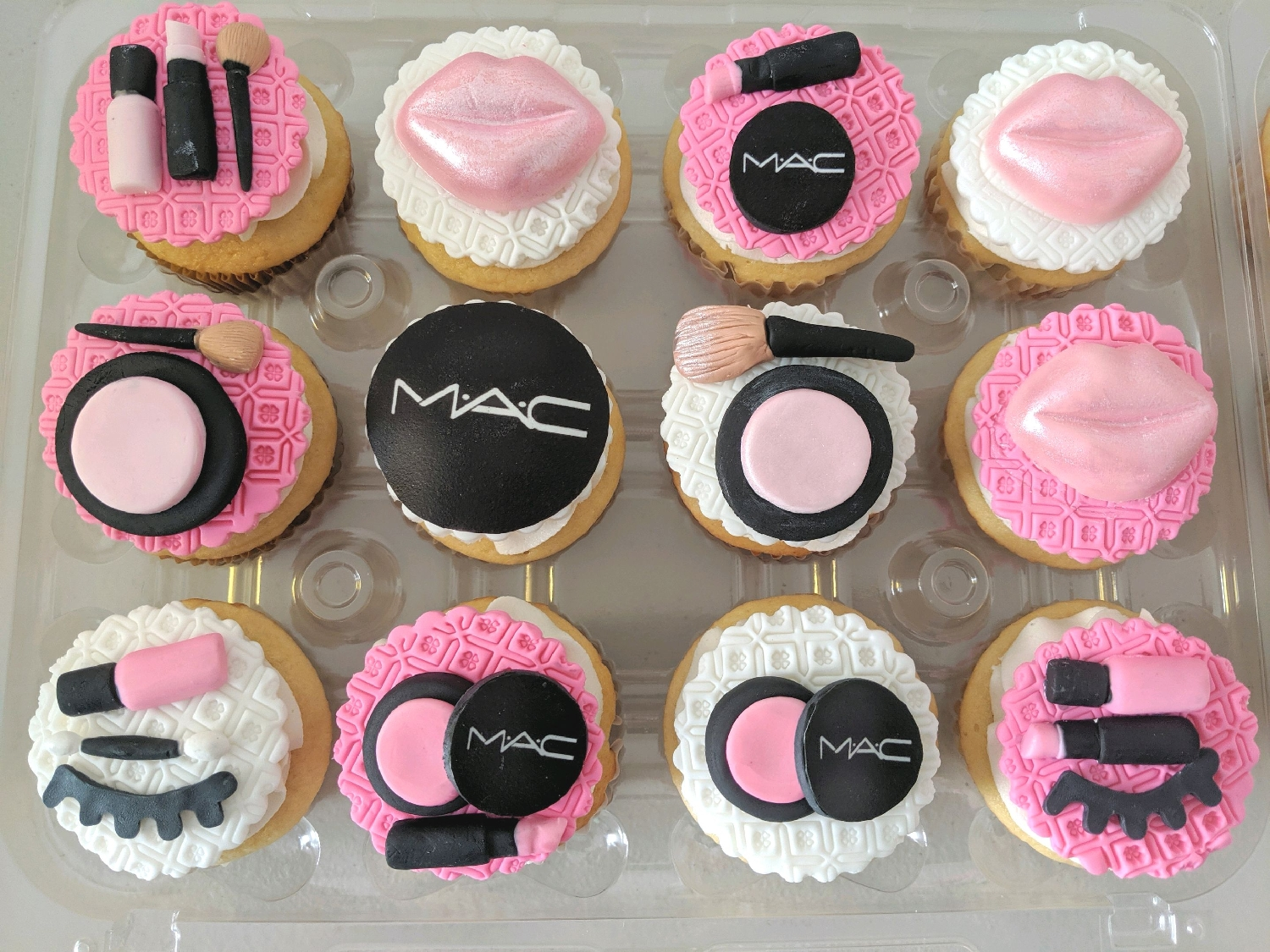 M.A.C. Cupcakes