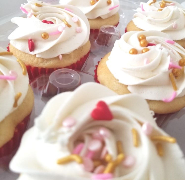 Valentine's Fun Cupcakes