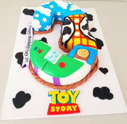Toy Story themed 3rd Birthday
