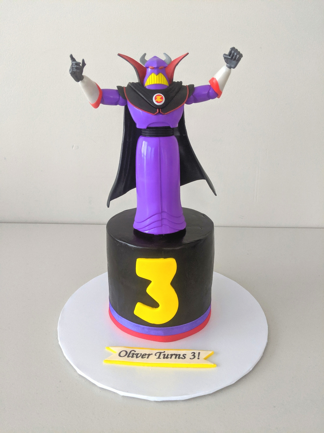 Zurg (Joke Cake)
