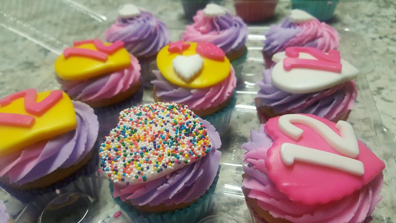 Hearts & Sprinkles (one)