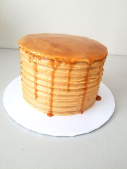 Southern Style Caramel Cake