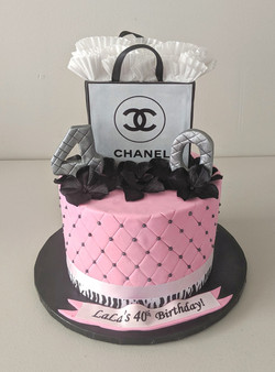 Chanel 40th Birthday