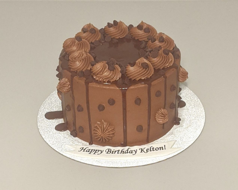 Chocolate Indulge Cake