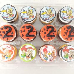 Bam Bam Cupcakes