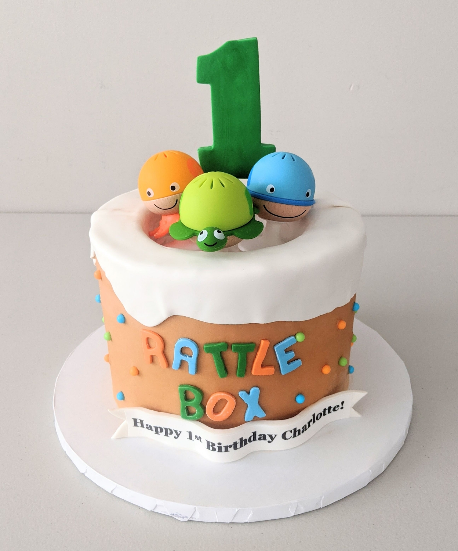 Hape Toys Birthday Cake
