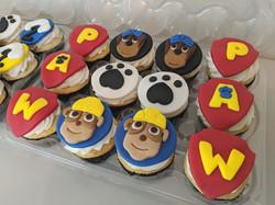 Paw Patrol Theme Cupcakes