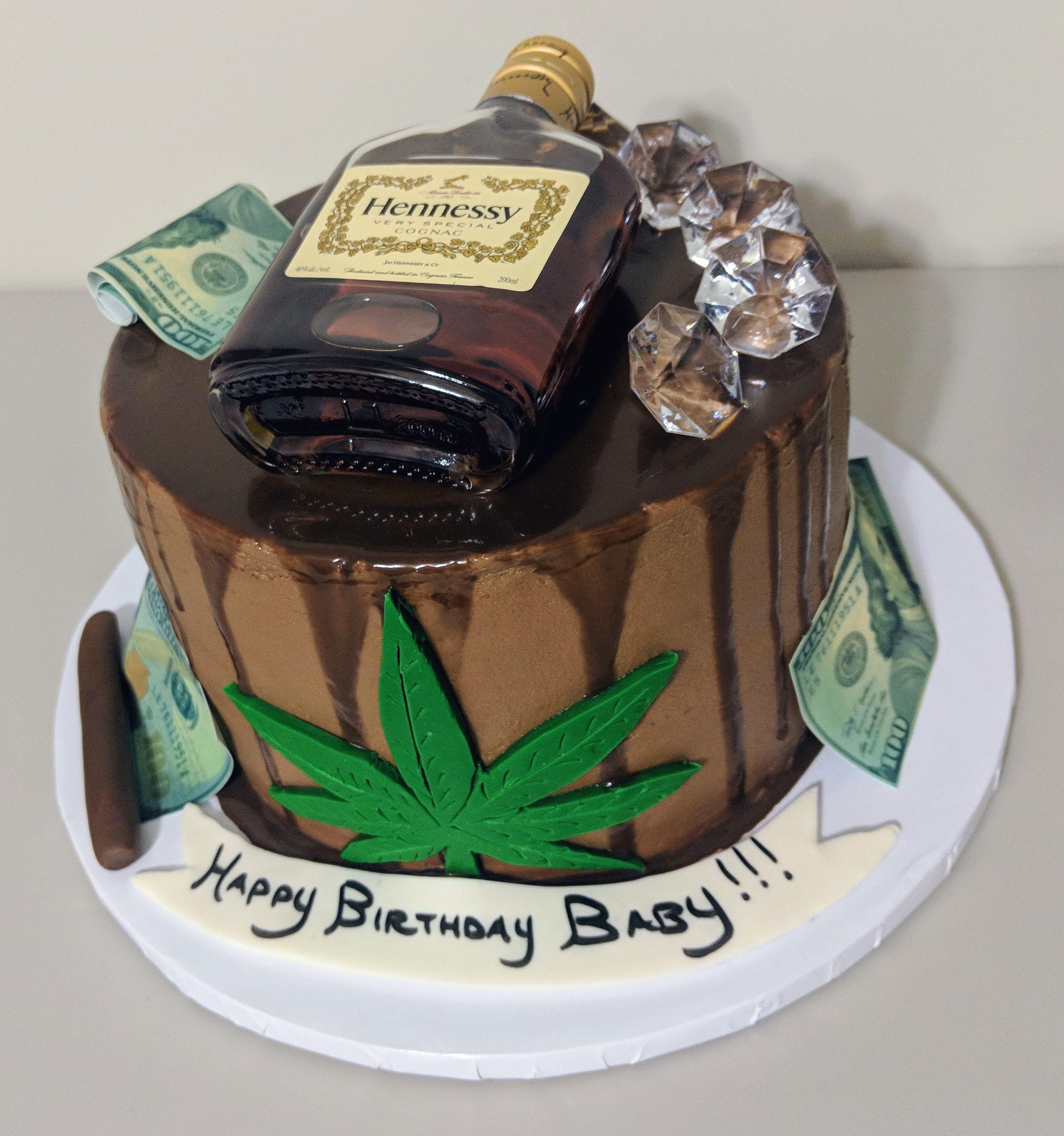 Mary Jane & Friends Birthday Cake