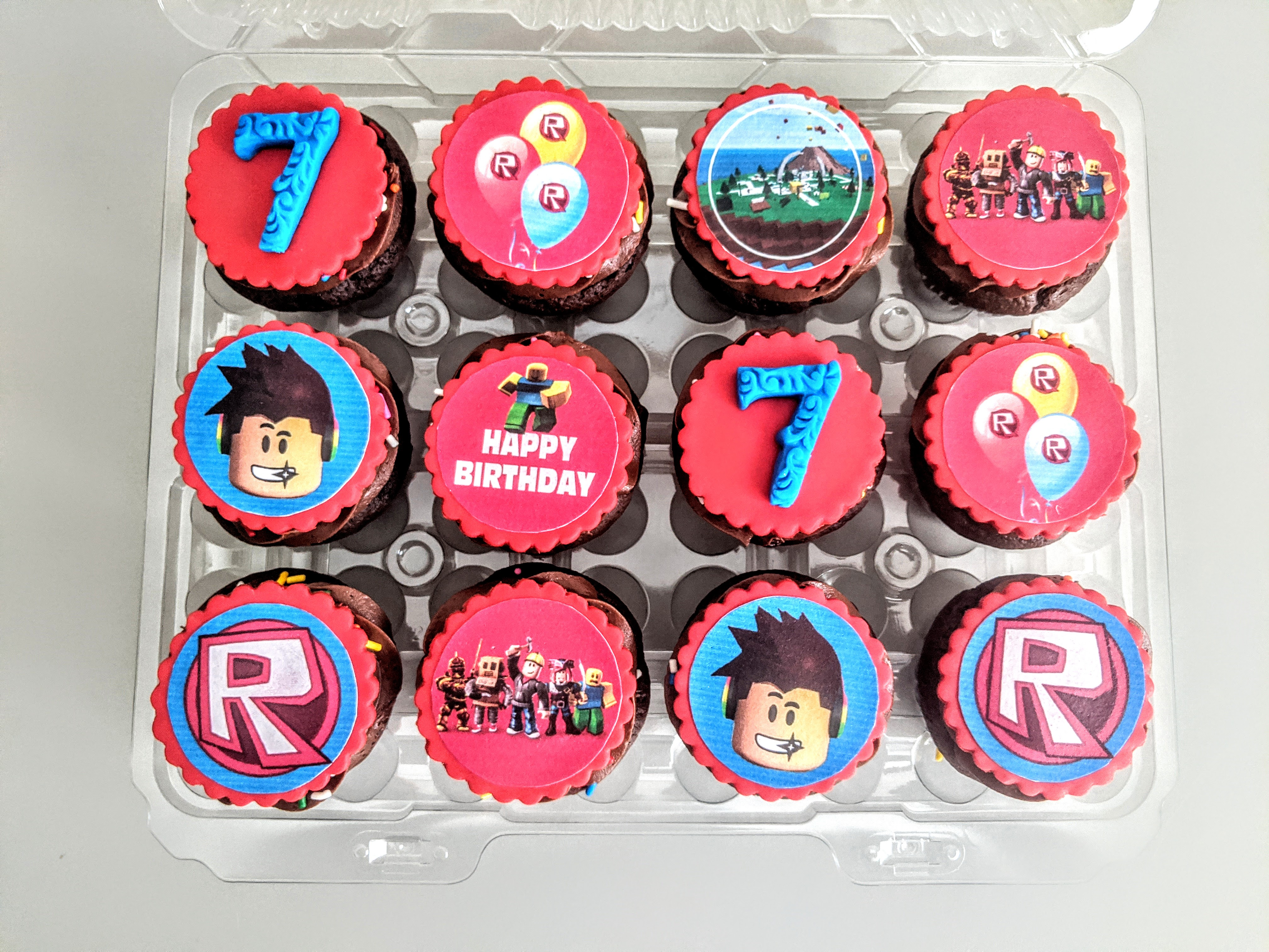 Roblox Cupcakes
