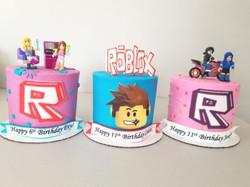 Roblox Cakes