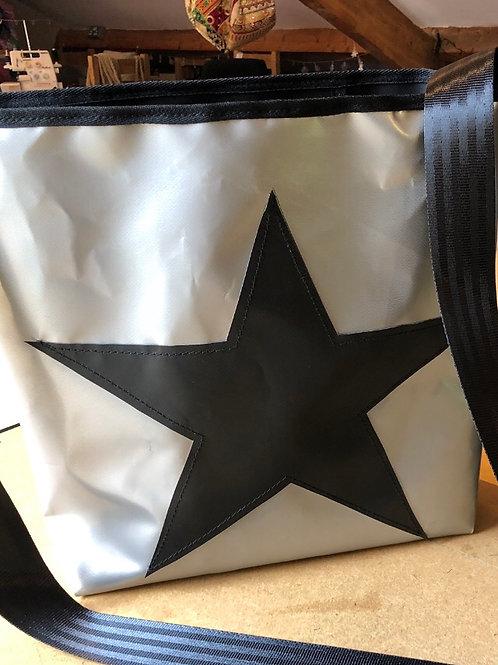 Silver Star Bag