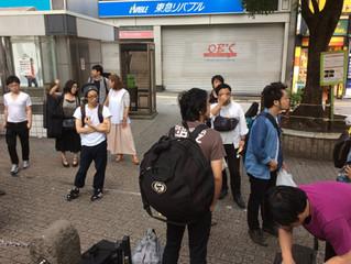 Japan Tour 2016 Day5