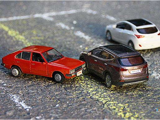 아틀란타 교통사고 - 배상금 $82,500, 조지아주 부주의로 인한 후방접촉 교통사고