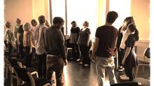 Rehearsals have begun!!!!