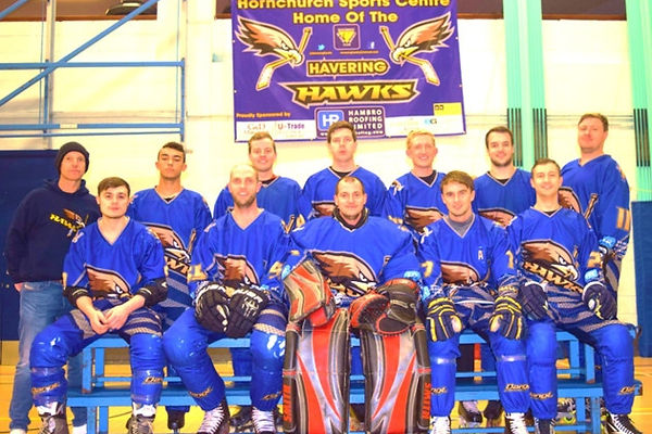 Havering Hawks sponsored by Hambro Roofing Limited